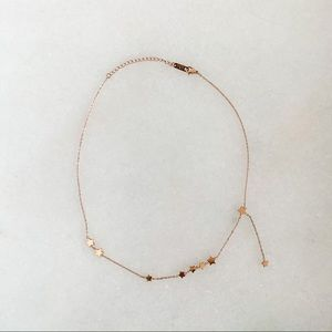 Stainless Steel Little Stars Choker
